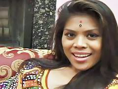 Hot presentation from very cute indian teen
