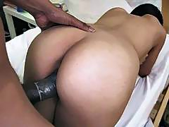 Deepthroat arab fellatio stimulation session