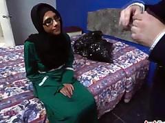 Gambler boyfriend used lovely Arab girlfriend to pay debt
